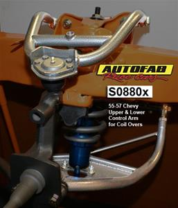 Tubular Control Arms (55-57 Chevy) Coilover